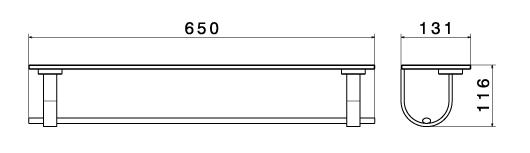 Аксессуар Newform 60247