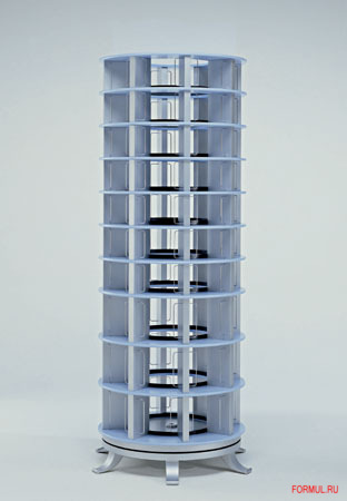 Подставка для дисков Vismara Revolving tower