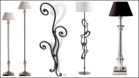 Лампы, люстры, аксессуары