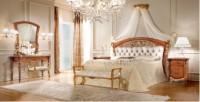 Спальня LA FENICE - шпон радика