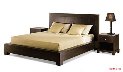 Кровать Smania Quadrio