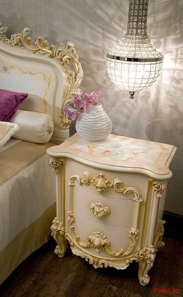 Спальный гарнитур Silik Igea