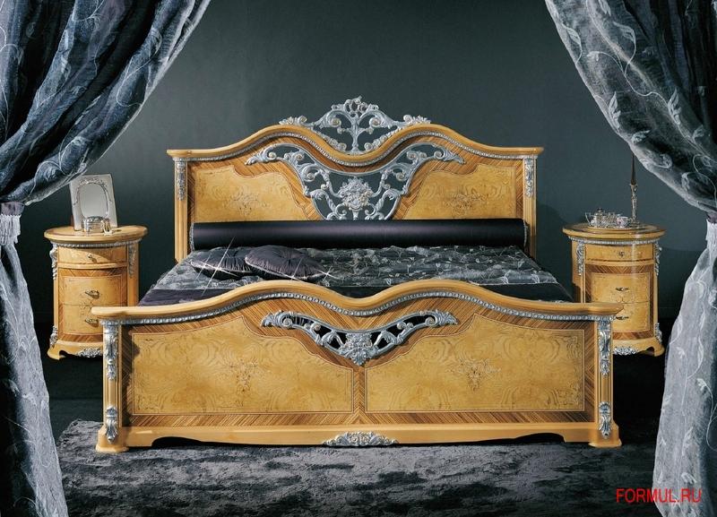 Кровать Socci Anchise T.100