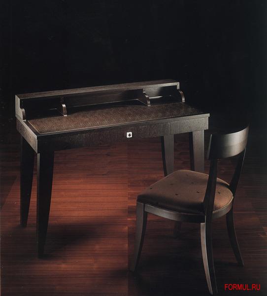 Кабинет Smania Cтол Sirio, кресло Vanessa