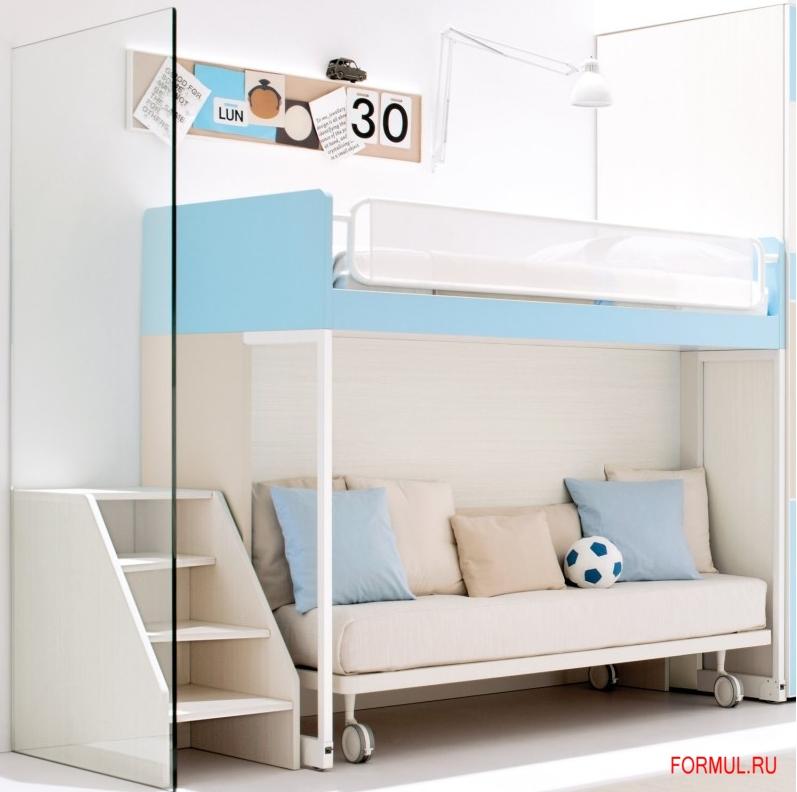 Детская комната Clever Start 05