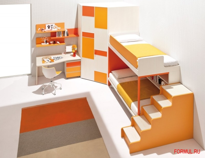 Детская комната Clever Start 06