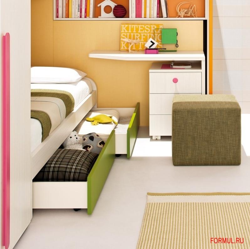 Детская комната Clever Start 08