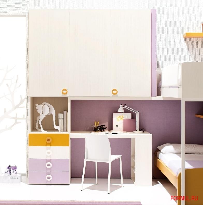 Детская комната Clever Start 09