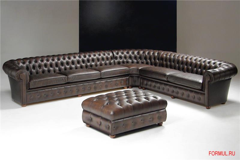 Диван Mantellassi 1926 Chesterfield