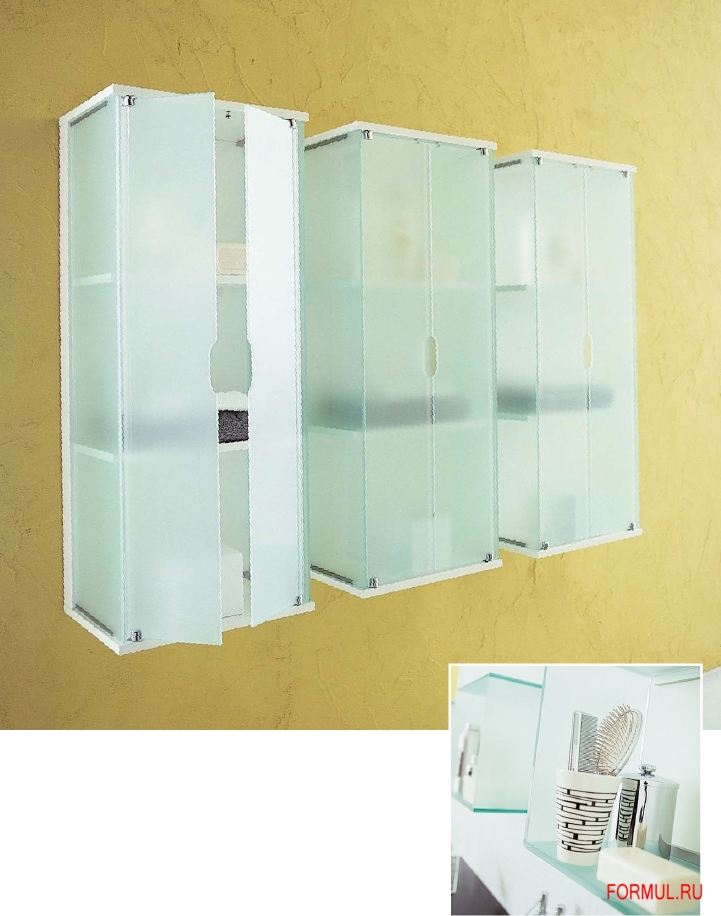 Комплект мебели для ванной Rifra Zenit comp.13