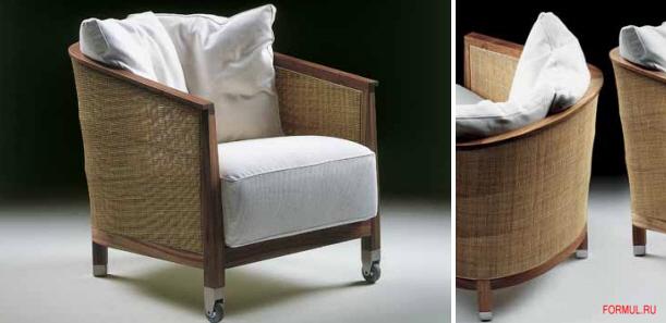 Кресло Flexform Mozart