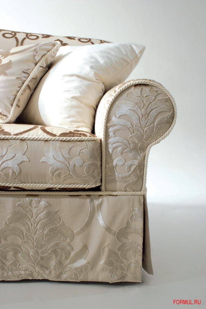 Диван и кресло Asnaghi Olimpia