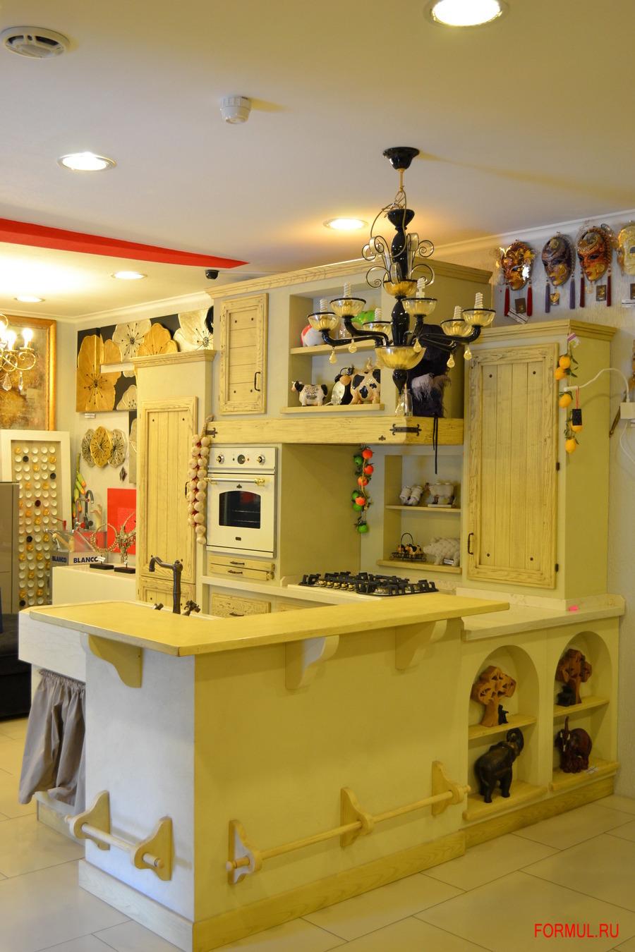 Кухня Zappalorto ZAPPALORTO модель GIULIETTA (-20%)