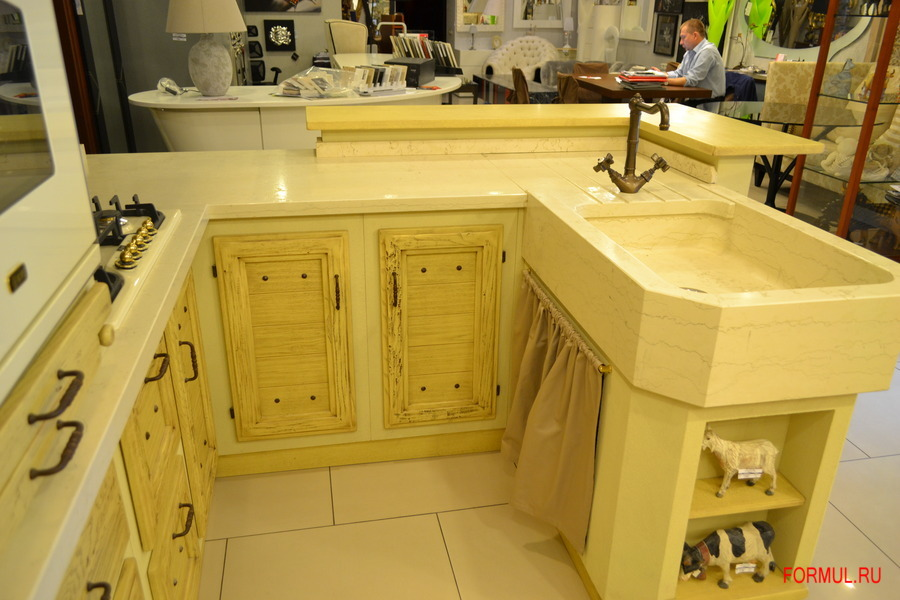 Кухня Zappalorto ZAPPALORTO модель GIULIETTA