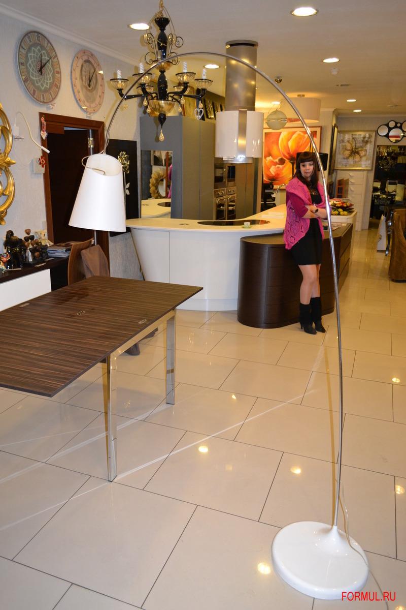 Торшер Modoluce Floorarc арт.320/Р170