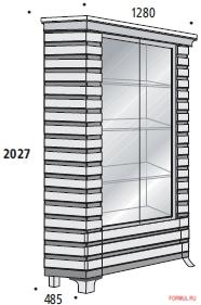 Витрина Armobil 502