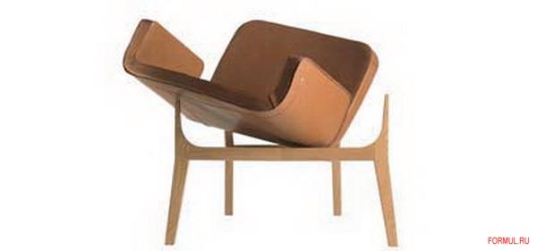 Кресло Poltrona Frau Jockey