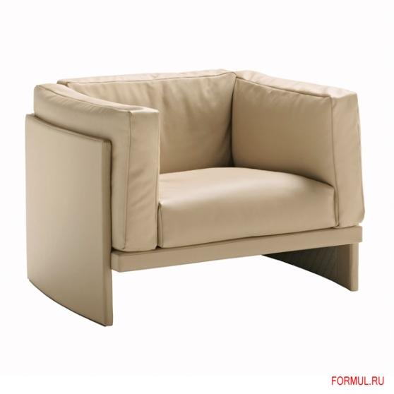 Диван и кресло Poltrona Frau Polo
