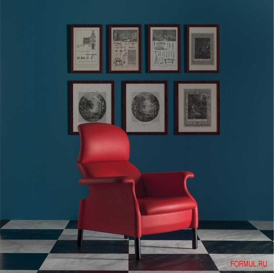 Кресло Poltrona Frau Sanluca