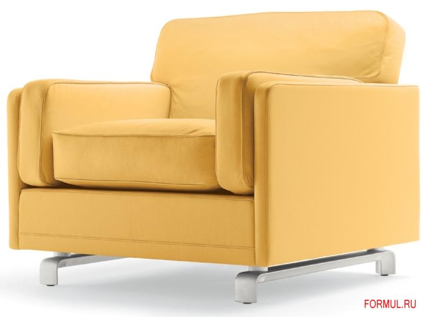 Диван и кресло Poltrona Frau Socrate