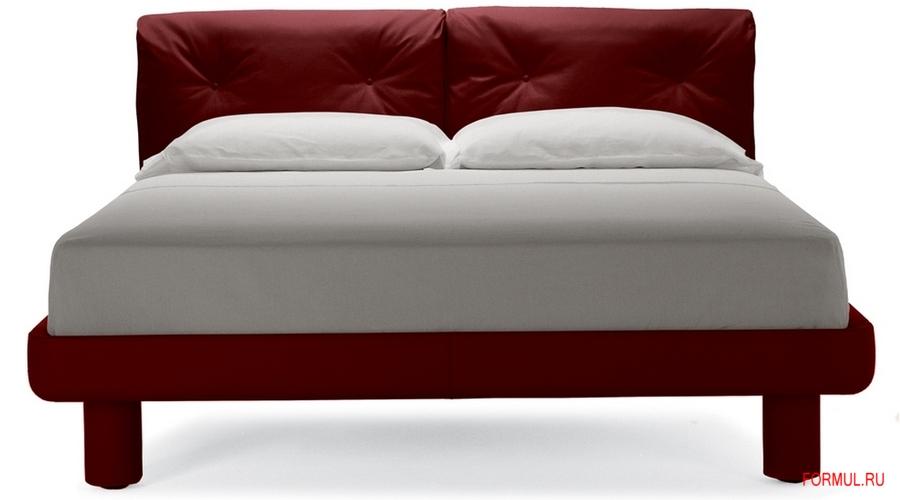 Кровать Poltrona Frau I Rondo Due.