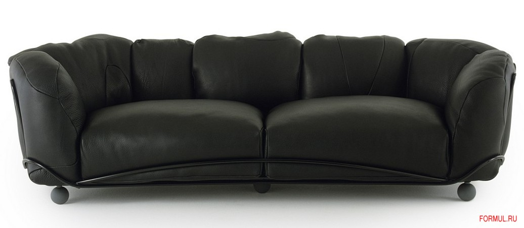 Kuschelige Sofas Corbeille Sofa Edra