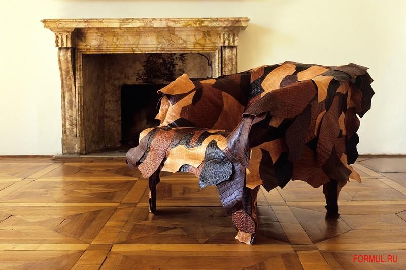 Кресло Edra Leatherworks