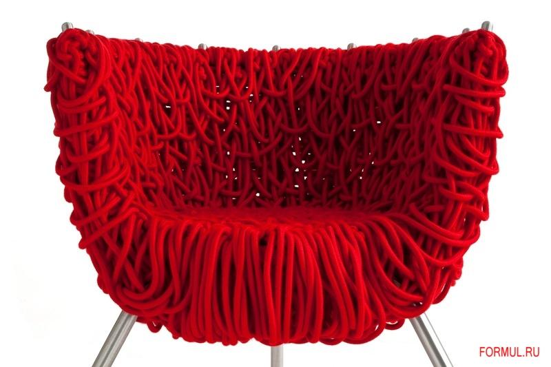 Кресло Edra Vermelha
