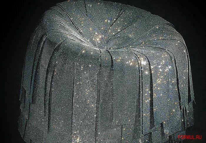 Кресло Edra Sushi Diamond