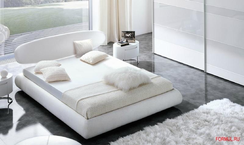 Кровать Misura Emme Nuba