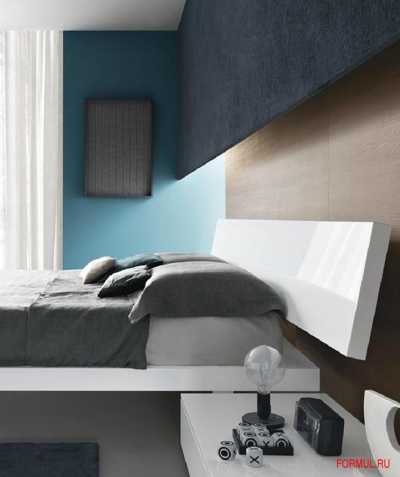 Кровать Misura Emme Slim