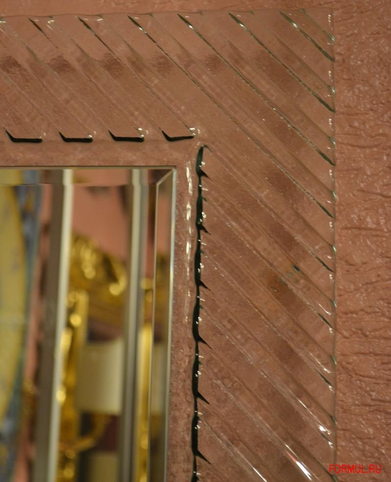 Зеркало Bagno Piu Cornice vetro
