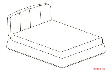 Кровать Veneran Grange