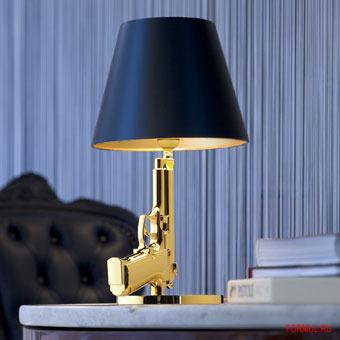 Настольная лампа Flos Gun Bedside Gun