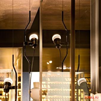Потолочная лампа Flos Parentesi