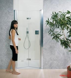 Распашная дверь на ванну Geo geoSwing 2070