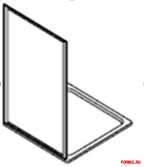 Душевая кабина Geo geoDiagonal 2