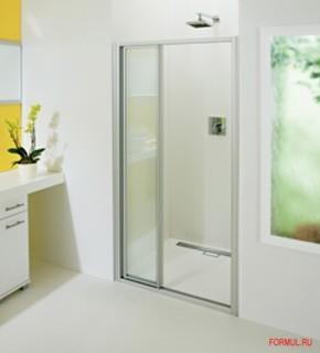 Распашная дверь на ванну Geo geoDoor