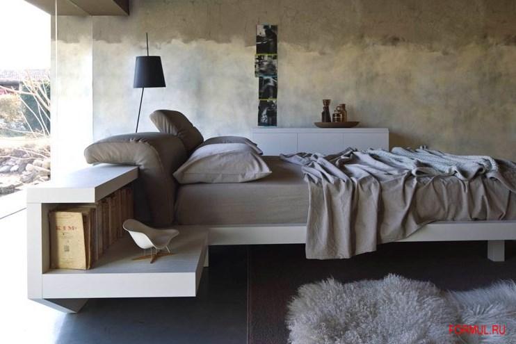 Кровать Zanette MORFEO