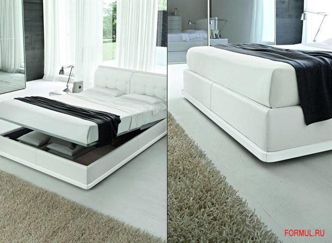 Кровать Zanette PLAZA