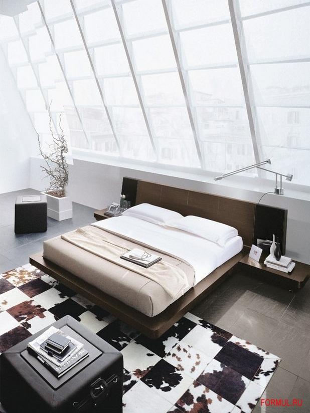 Кровать Tomasella Dolmen