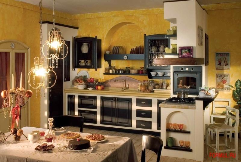 Кухня D Angeli Metella