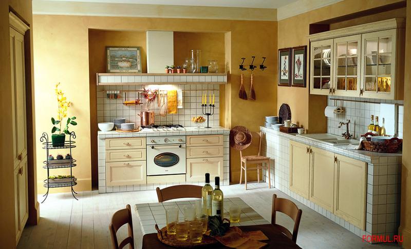 Кухня Tomassi Primavera