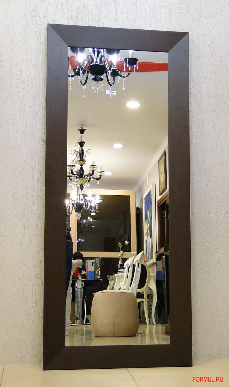 Зеркало Spar Fusion из коллекции Pacifico - цвет wenge