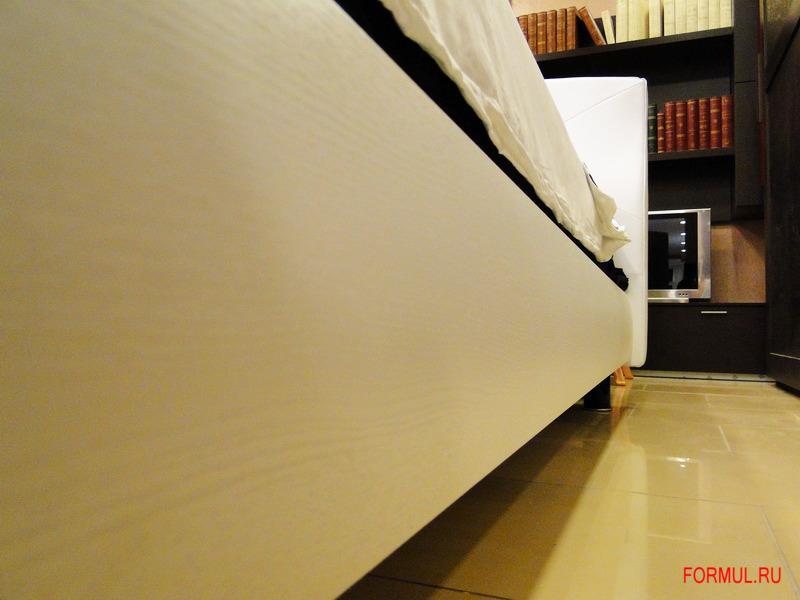 Кровать Spar Procida из коллекции Pacifico - цвет Bianco frassino