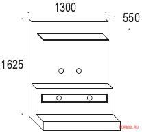 Стойка для TV Armobil AE9000