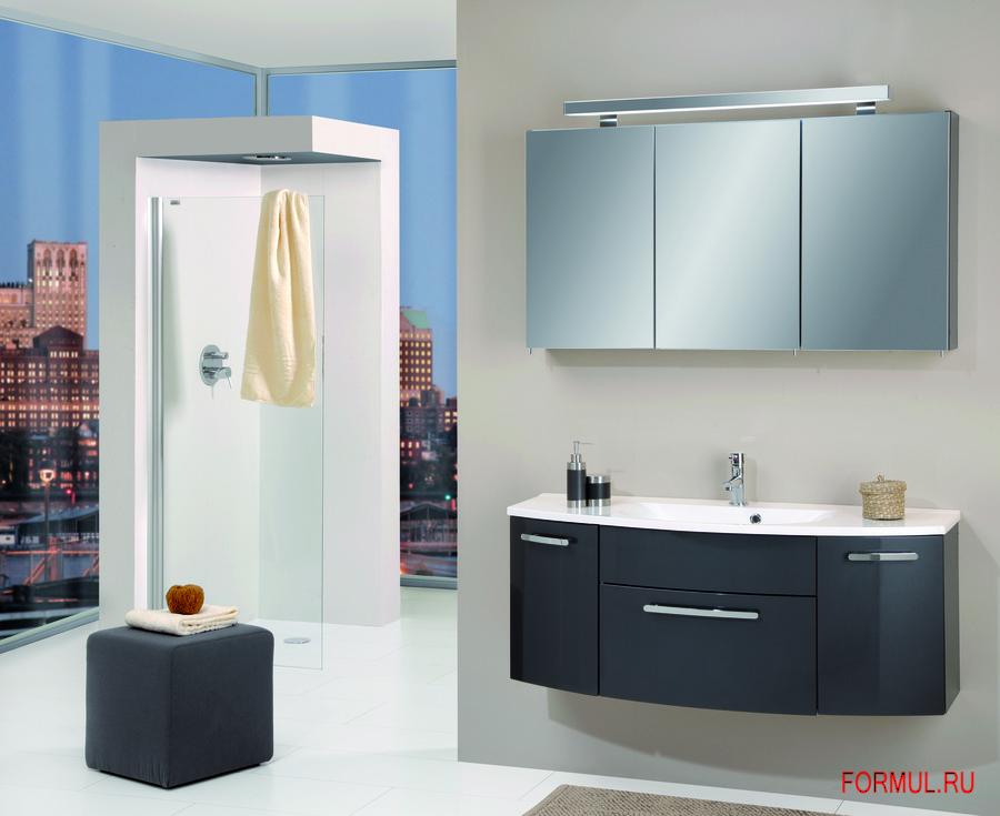 Комплект мебели для ванной Puris Drive