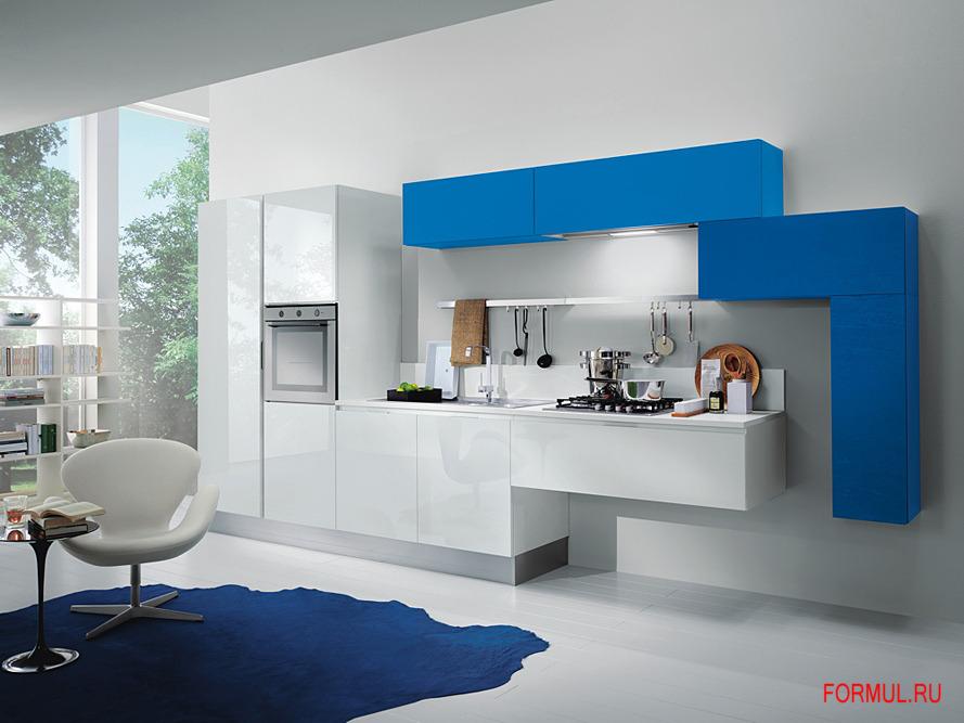 Moderne Modulare Kuche Komfort