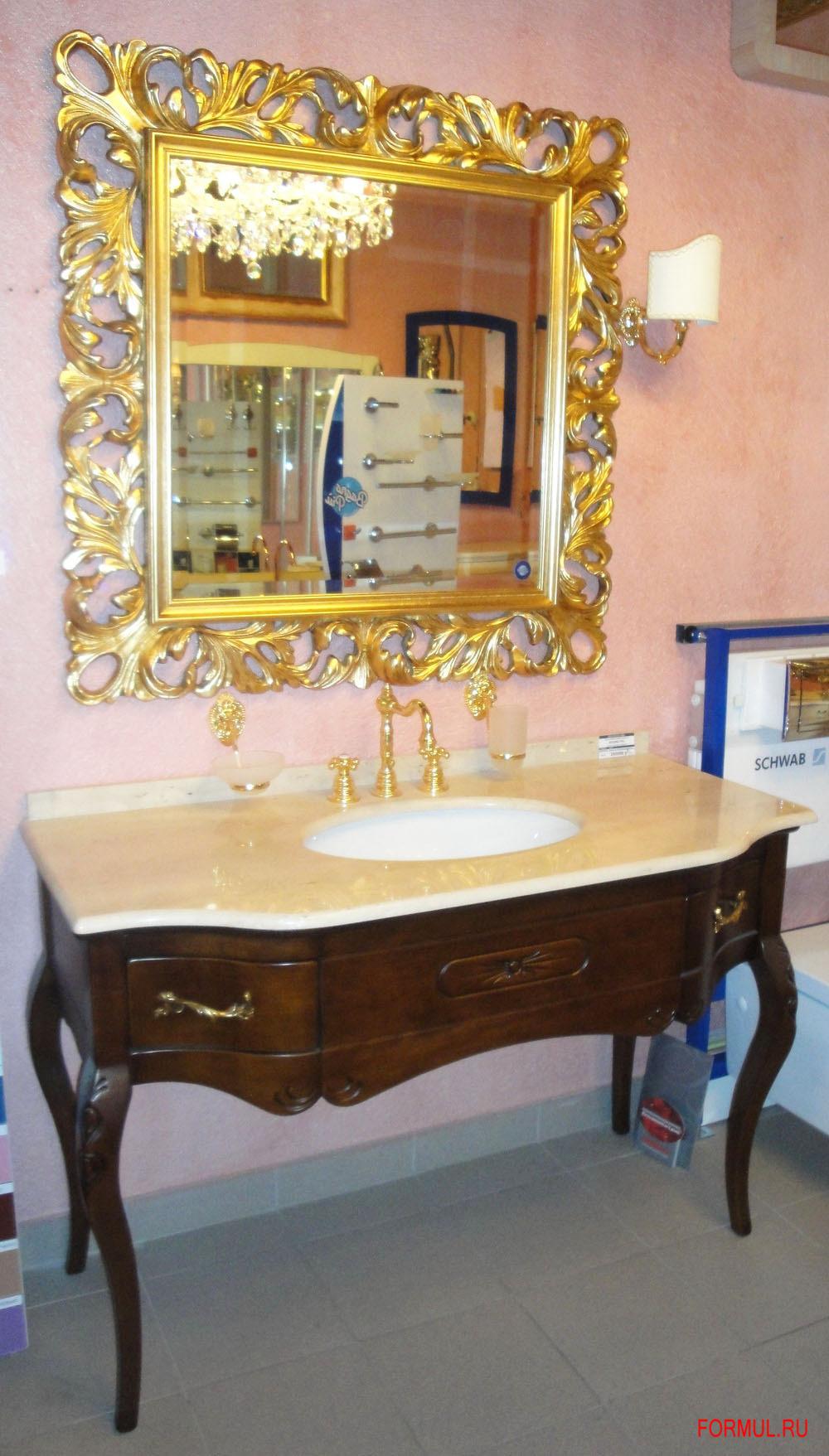Комплект мебели для ванной Bagno Piu Мебель для ванной VERSAILLES