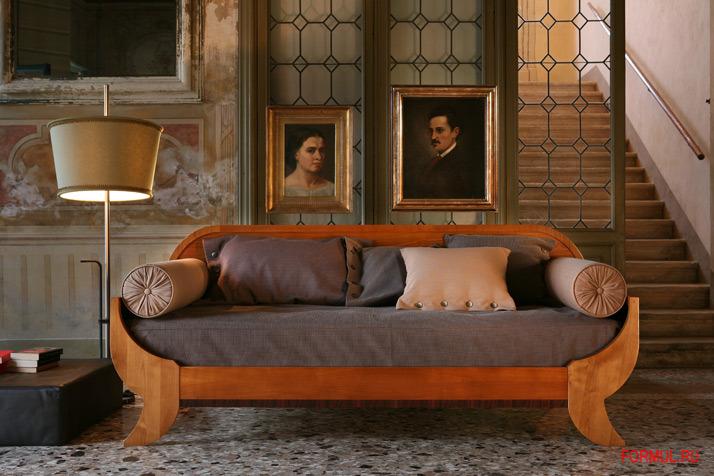 Как сделать диван с подушками своими руками